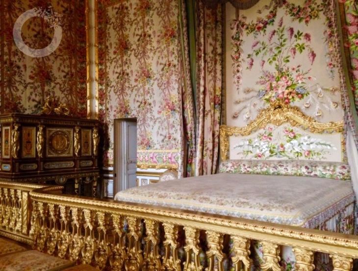 Galerias  do Castelo de Versailles