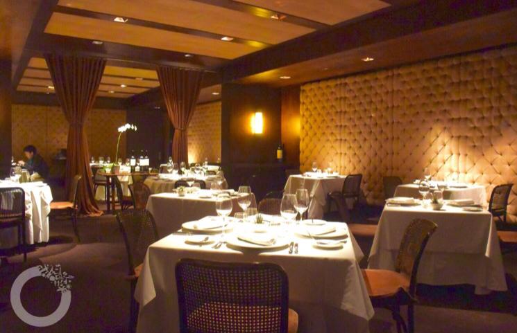 restaurante TOMO I